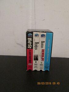Beatles Movies VHS Box Set