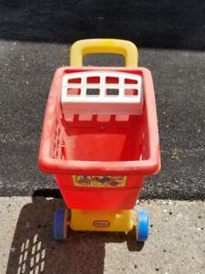 Baby toy cart