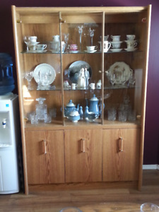 Quality Display Case In GREAT shape