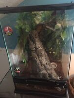 Zoo med reptile cage