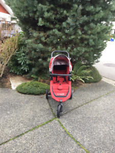 Stroller.   baby Jogger City Mini GT single.