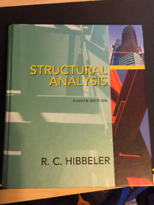 Structural Analysis Eighth Edition