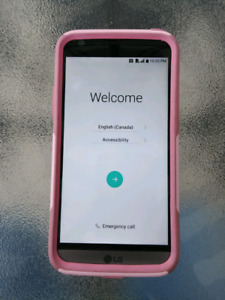 LG G5 with home button issue