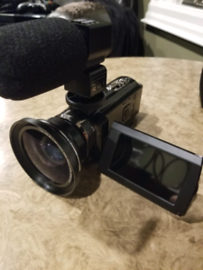 DVC 4K Video Camera