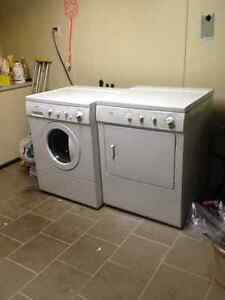Washer, Dryer, Stove +++