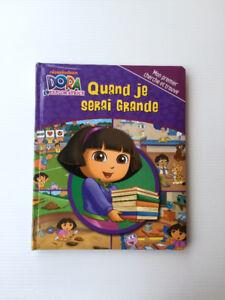 Dora : Mon premier Cherche et Trouve