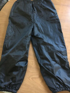 Black Splash Pants - Size 3X