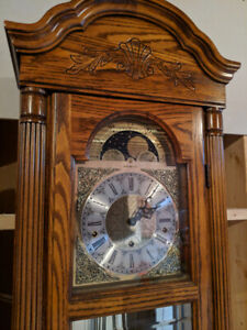 Moving Sale!! Beautiful art and grandfather clock. All must go!