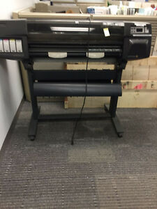 HP DESIGNJET 1050 C PLOTTER/PRINTER