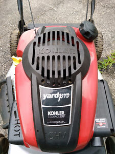 Kohler Yard Pro Courage XT-7 self propelled lawn mower