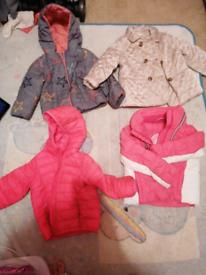 2-3 year old girl jacket boundle