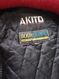 Akitd Motorbike jacket