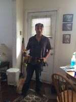 Handy man with tools and experience ..