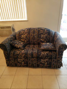 Love seat Pull out bed