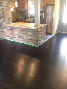 hardwood floor refinishing & sanding London Ontario image 5