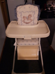 Baby Hi Chair , Excellent Condition ,