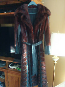 Authentic Mink Coat