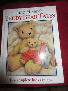 Teddy Bear Tales (British) 1988 by Jane Hissey. Gorgeous pics