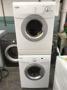 WHIRLPOOL MINI Laveuse Secheuse Frontale Frontload Washer Dryer