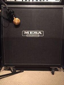 Mesa Boogie 4x12 Recto Slant Guitar Cab