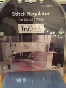 Tru Stitch Stitch Regulator for sit down machines