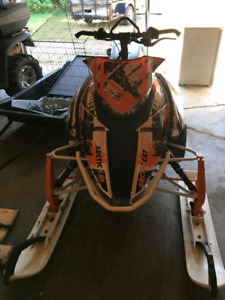 2015 Arctic Cat XF High Country 6000