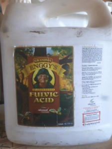 4 litter fulvic acid