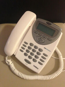Never Used Deluxe Single-Line Phone with Talking Caller ID