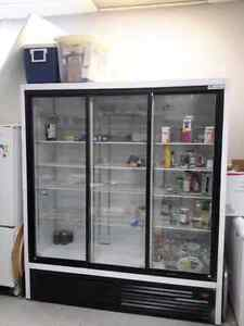3 door commercial fridge URGENT