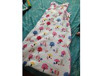 Sleeping bag for baby John Lewis new