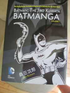 Batmanga Volume 1