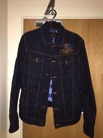 Vivienne Westwood Denim Jacket - Size Small