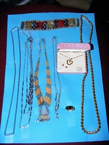JEWELLERY - 1 LOT ONLY - PRICE IS FIRM