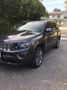 PRICE REDUCED 2014 Jeep Compass Limited SUV, Crossover