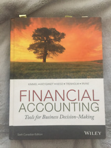 Financial Accounting Textbook for SALE