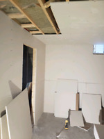 Drywall Renovation and Repair