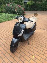 2010 SYM Scooter.  Great bike, priced for quick sale .. Thornleigh Hornsby Area Preview