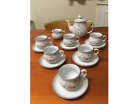 Denby Encore tea set
