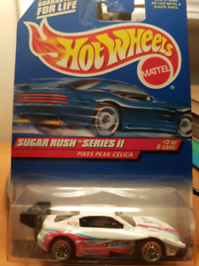 Hot wheels Pikes Peak Toyota Celica