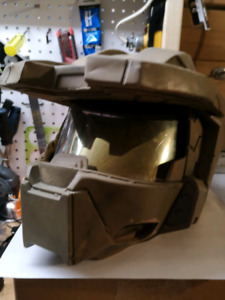 Halo Master Chief helmet kit