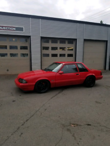 FORD MUSTANG 5.0 LX