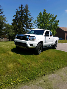 2015 Toyota Tacoma TRD package