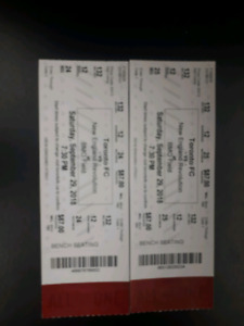 TFC tickets for sale