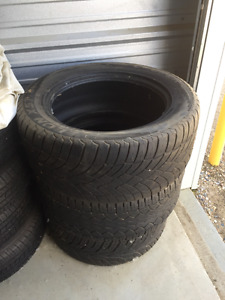 Cooper mag tires used