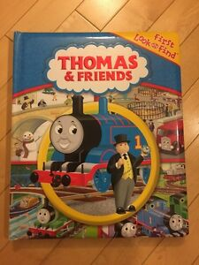 Thomas and Friends First Look and Find Regina Regina Area image 1