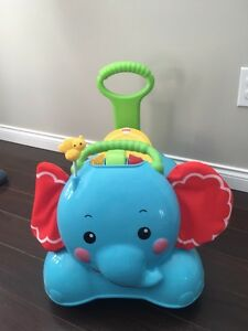 Fisher Price Stride and Ride Elephant