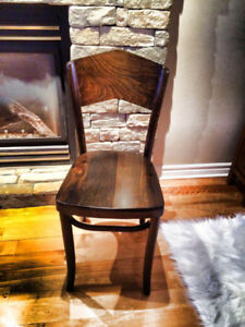 CHAISE BISTRO ANTIQUE