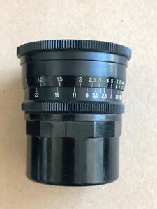 Jupiter-12 35mm f2.8 m39 ltm mount