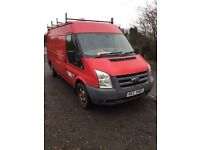 2008 Ford Transit 2.4 TDCI parts