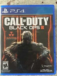 Call of Duty- Black Ops 3/PS4